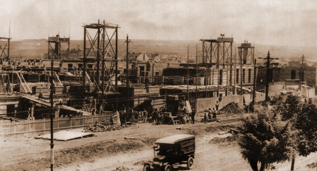 Izgradnja-Tehnickog-fakulteta_1925-1931