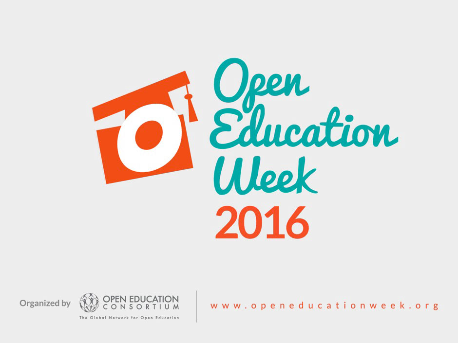 Open-Education-Week-2016
