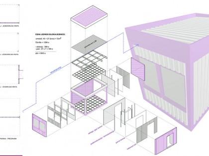 Info centar – sistem modularnih jedinica
