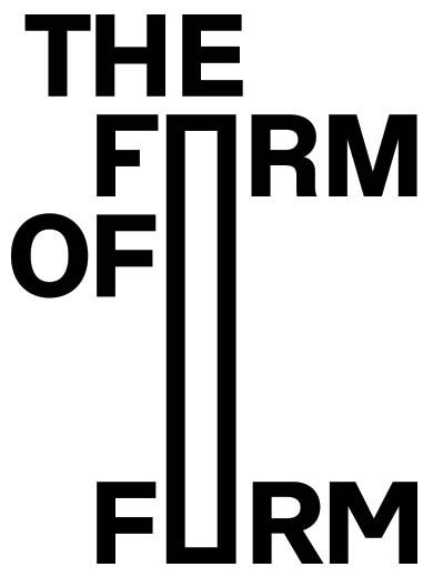 2016_Triennale-Lisbon_TheFormofForm_Logo