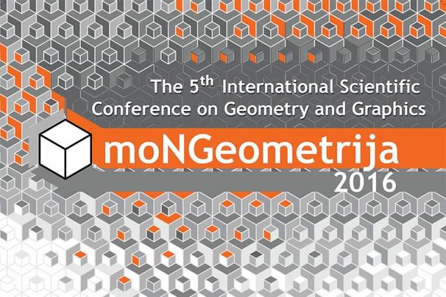 5. међународна конференција о геометрији и графици – моНГеометрија 2016