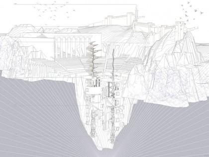Kinetički vrt, paviljon vinčanske kulture