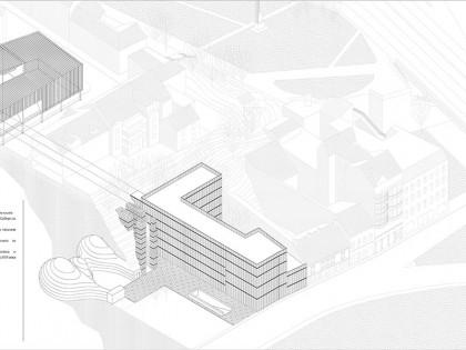 Urbani generatori : Medijateka na Kosančićevom vencu