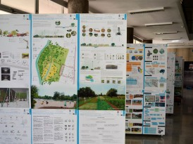 Одржане изложба и презентација завршних радова студената Мастер академских студија Интегрални урбанизам у Панчеву