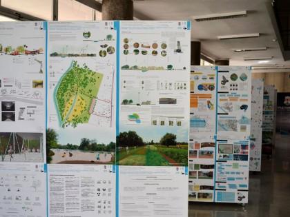 Održane izložba i prezentacija završnih radova studenata Master akademskih studija Integralni urbanizam u Pančevu
