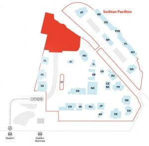 venice-architecture-biennale-2016-serbian-pavilion-map