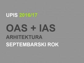Пријемни испит 2016 – септембарски рок: КОНАЧНИ РЕЗУЛТАТИ (ажурирано)