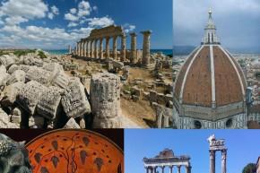 Циклус италијанских археолошких филмова: Шетња кроз италијанску културну баштину – Северна Италија