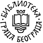 Biblioteka grada Beograda_logo