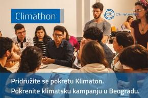 Globalni događaj: Klimaton – 28. oktobar 2016.