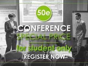 Međunarodni sajam i konferencija zelene gradnje: Green Building Expo and Conference 2016