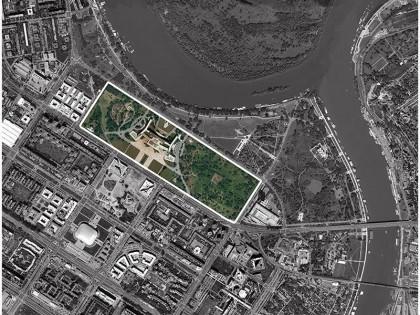 Urbanističko-arhitektonski konkurs za deo Bloka 13 na Novom Beogradu