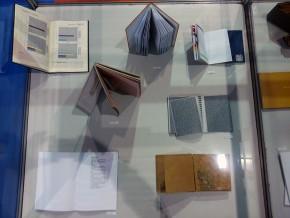 Изложба студентских радова: Уметникова књига / Artist's Book на 61. Међународном београдском сајму књига