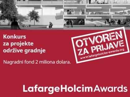 Prezentacija konkursa: LafargeHolcim nagrada (LafargeHolcim Awards) – gostuje Džulija King (Julia King)