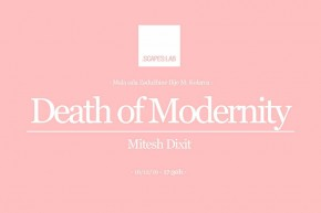 Предавање: Крај модерности – Митеш Диксит (Mitesh Dixit)