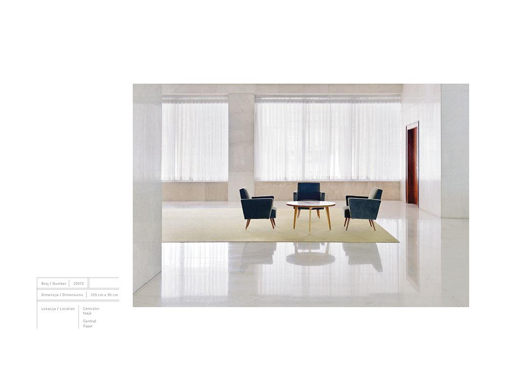 """Foto-monografija """"SIV – Palata Saveznog izvršnog veća"""""""