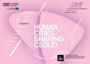 Konferencija: Human Cities/ Sharing Cloud