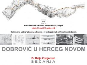 Разговор: Добровић у Херцег Новом – др Реља Живојновић