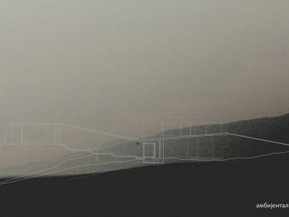 Nova kuća na novom brdu – Studio arh. Milana Đurića