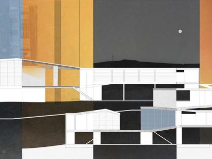 Nova kuća na novom brdu – Studio arh. Aleksandrua Vuje