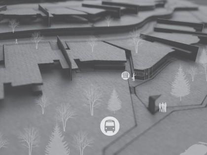 Nova kuća na novom brdu – Studio arh. Miloša Komlenića