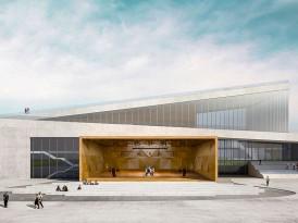 Резултати конкурса: Урбанистичко-архитектонски конкурс за део Блока 13 на Новом Београду