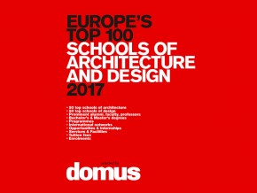 Domus Guide 2017: Faculty of Architecture in Belgrade among the Europe's top 100 Schools of Architecture and Design