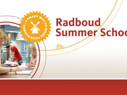 Конкурс: Летња школа у оквиру програма Erasmus+ коју организује Radboud универзитет из Холандије
