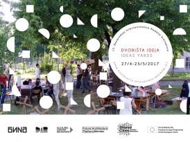 XII Београдска интернационална недеља архитектуре (БИНА) – ДВОРИШТА ИДЕЈА