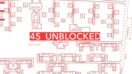 Веб изложба: 45UNBLOCKED