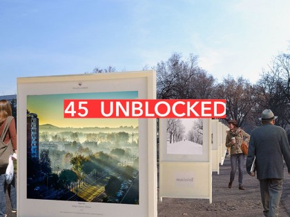 45UNBLOCKED – STRATEŠKE AKCIJE