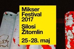 Миксер Фестивал 2017: Миграција (25.-28. мај 2017)