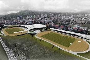Rezultati konkursa: Urbanističko-arhitektonski konkurs za Atletski centar Ljubljana
