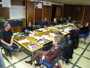 "Project ""Learning Economies"": The Workgroup Meeting and the Methodological Workshop in Rome, 2016"