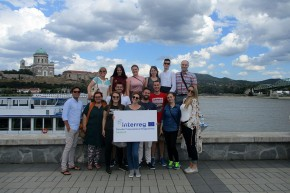 "Project ""DANUrB"": Report from the research meeting and student workshop (June 28-30, 2017, Štúrovo–Esztergom)"