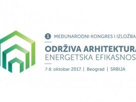 Први међународни конгрес: Одржива архитектура – енергетска ефикасност (7-8. октобар 2017.)