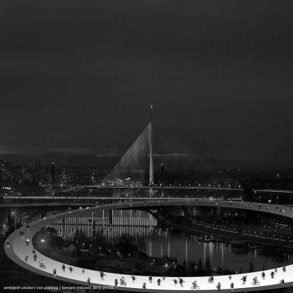 Veza – Beograd Novi Beograd