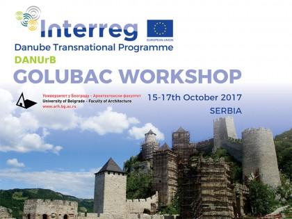 "Projekt ""DANUrB"": radionica u Golupcu  (15. – 17.10.2017.)"