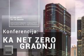"""Konferencija: """"Ka net zero gradnji"""" – Svetska nedelja zelene gradnje"""