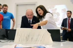 Министар за иновације и технолошки развој посетио Архитектонски факултет