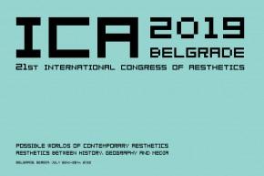 ICA 2019 Београд: 21. међународни конгрес за естетику