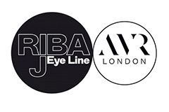 RIBAJ-Eye-Line-and-AVR-London-logos