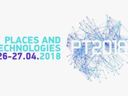 Konferencija: Mesta i tehnologije 2018 (Places and Technologies 2018)