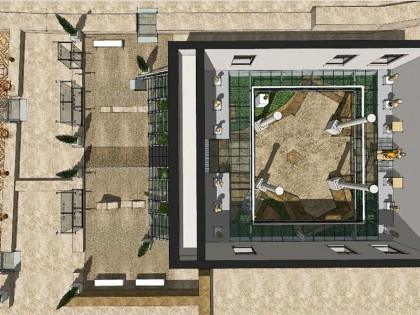 Резултати конкурса: Архитектонски конкурс за реконструкцију зграде музеја на археолошком налазишту Медијана