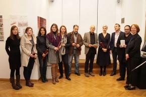 """Додељене награде на отварању међународне изложбе """"О архитектури 2017"""""""