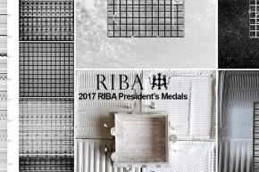 Nagrade: The RIBA President's Medals Student Awards 2017