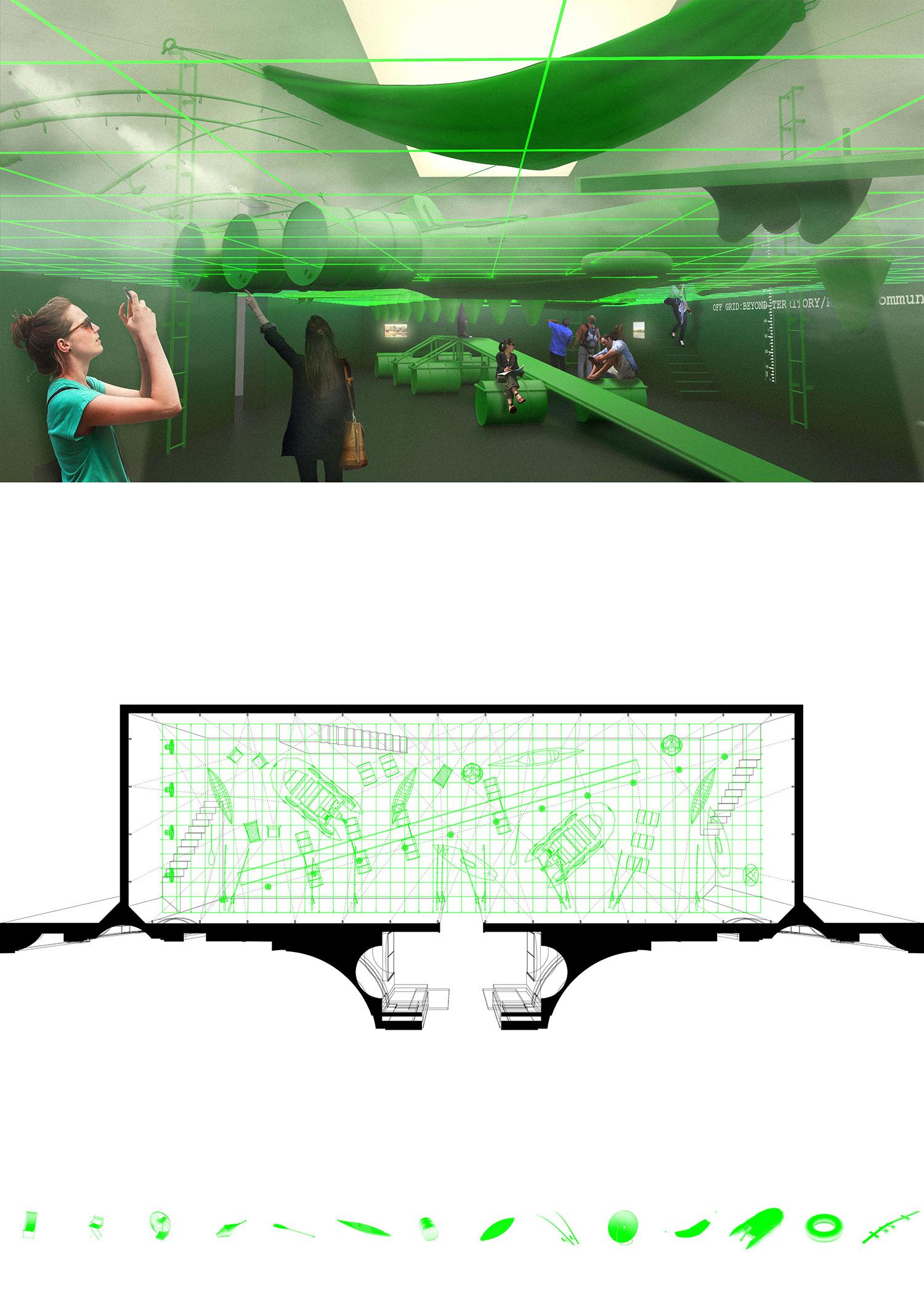 La-Biennale-di-Venezia-2018_Off-Grid-Plakat-1