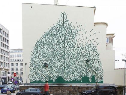 "Proglašen pobednik konkursa za mural na temu ""Zeleni grad – nova energija"""
