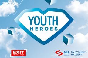 Конкурс EXIT фондације: Млади хероји Србије
