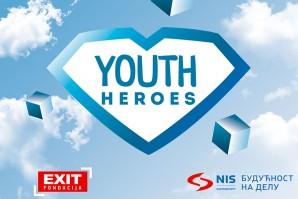 Konkurs EXIT fondacije: Mladi heroji Srbije